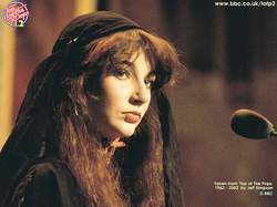 "Kate Bush - ""Wuthering Heights"" (Live) - Top Of The Pops, 02.03.1978, UK"