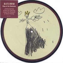 KATE BUSH - 'King of the Mountain' - Limited Edition 7'' Picture Disc
