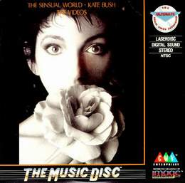 THE SENSUAL WORLD - THE VIDEOS (LASERDISC)