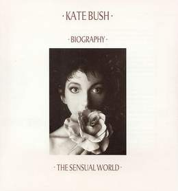 THE SENSUAL WORLD (BOOKLET - BIOGRAPHY - LIMITED EDITION)