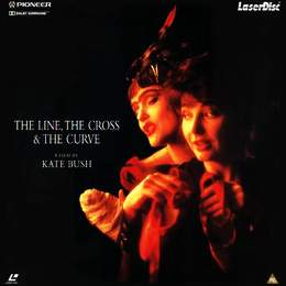 The Line, The Cross & The Curve (Laserdisc)